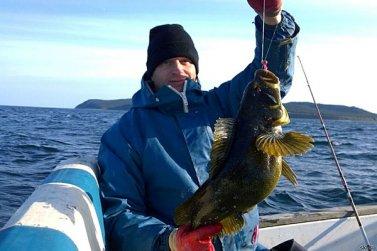 Рыба с Сахалина