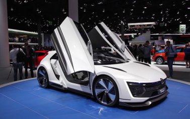 Автошоу во Франкфурте блистает технологическими новинками автомобильного рынка