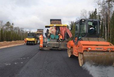Министерство транспорта вынесло на рассмотрение законопроект о ремонте дорог на сборы от штрафов